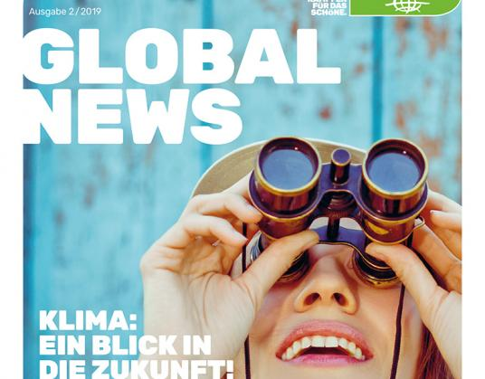 GLOBAL NEWS 2 Coverbild