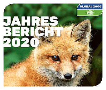 GLOBAL 2000 Jahresreport 2020